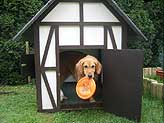 Hundehuette und Spielhaus Bauanleitung